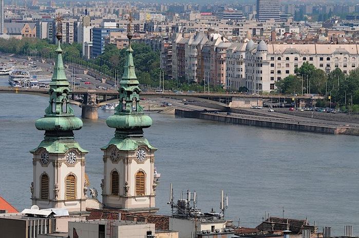 Жемчужинa Дуная - Будапешт часть 4 44303