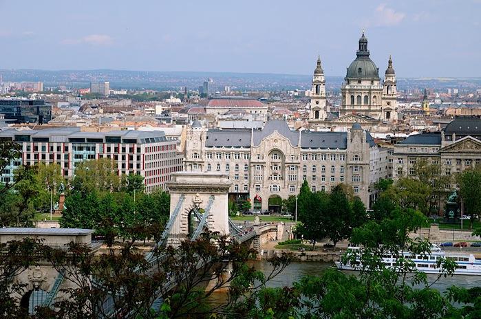 Жемчужинa Дуная - Будапешт часть 4 91668