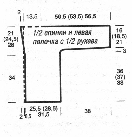 выкройка (454x471, 31Kb)