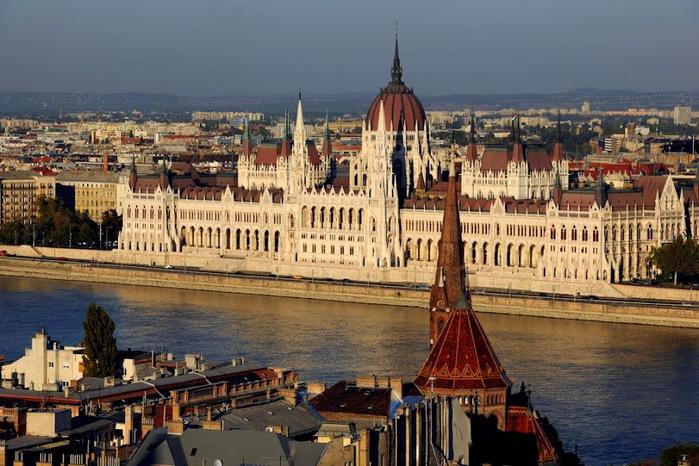 Жемчужинa Дуная - Будапешт часть 4 90421