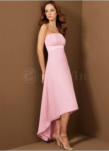 Pink-Strapless-Empire-Waist-Sash-Satin-Summer-Prom-Dress-28743-1-360x500 (360x500, 78Kb)
