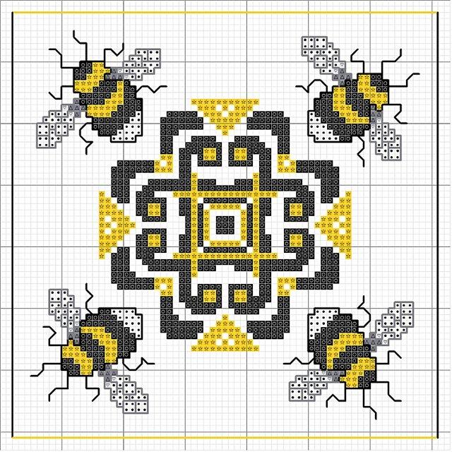 Маленькие пчелки