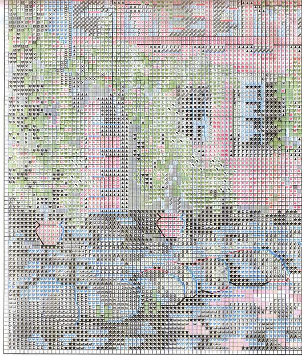 Memory lane-5 (592x700, 771Kb)