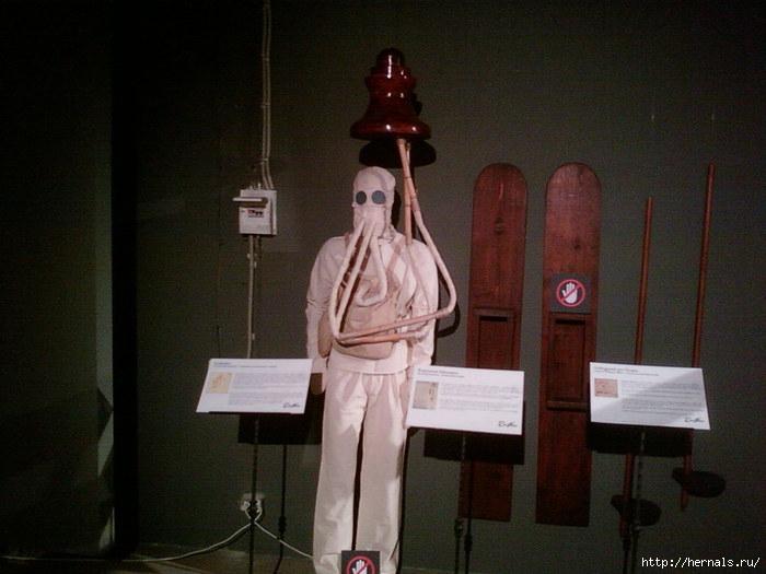 прототип костюма водолаза