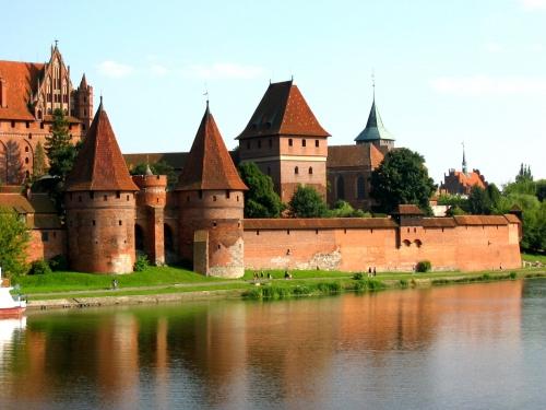 Живописные замки и дворцы мира. Часть 2