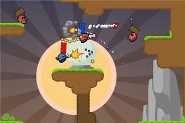 Teeworlds – игра, превращающая ваше мобильное устройство в центр развлечений.