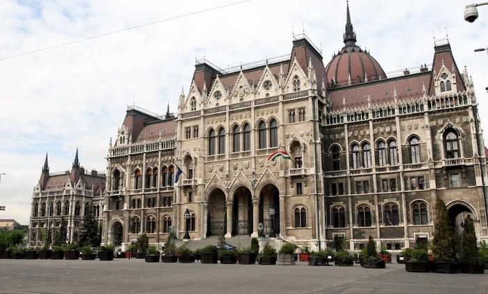 Жемчужинa Дуная - Будапешт часть 4 46730