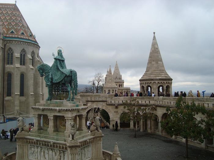 Рыбацкий бастион - Будапешт 33303