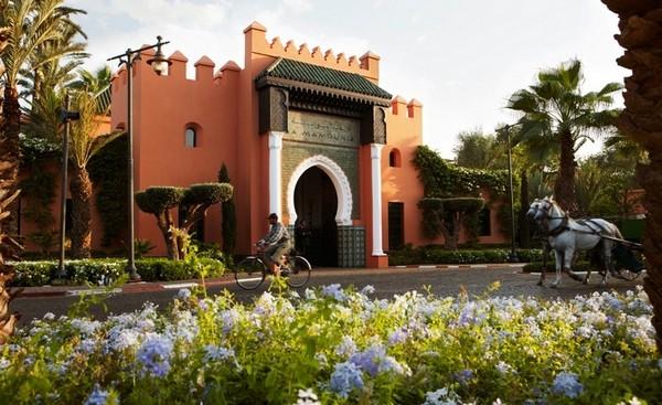 Самые лучшие отели мира - La Mamounia Marrakech 2 (600x367, 86Kb)