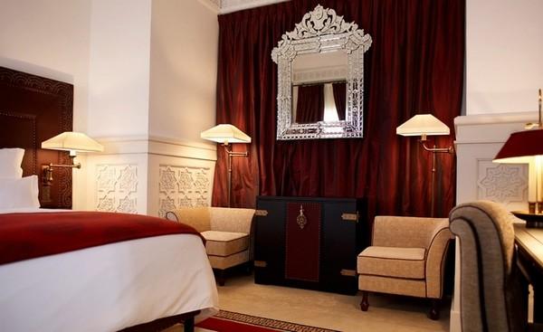 Самые лучшие отели мира - La Mamounia Marrakech 5 (600x367, 50Kb)