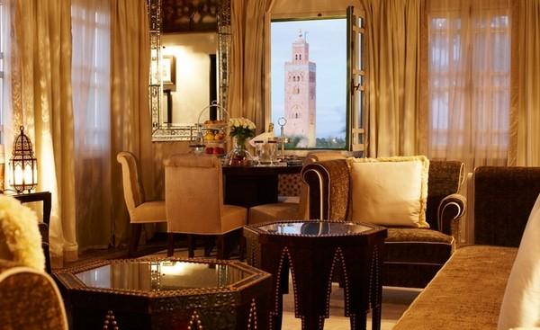 Самые лучшие отели мира - La Mamounia Marrakech 13 (600x367, 64Kb)