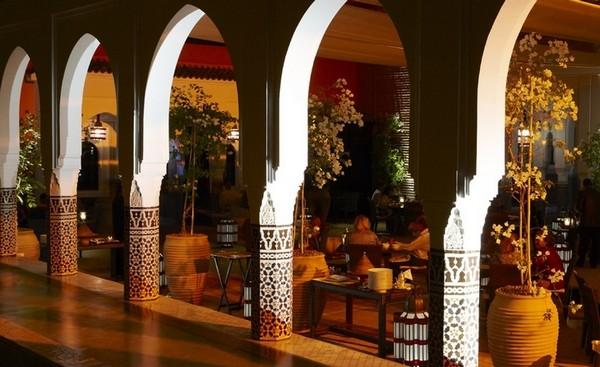 Самые лучшие отели мира - La Mamounia Marrakech 17 (600x367, 70Kb)