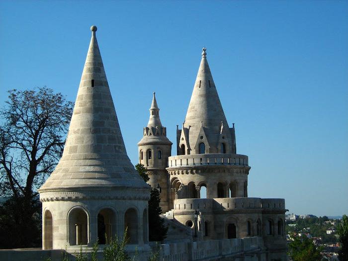 Рыбацкий бастион - Будапешт 21728
