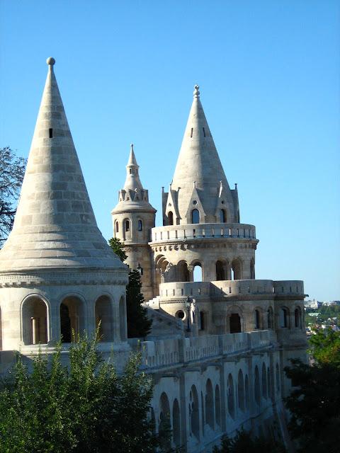 Рыбацкий бастион - Будапешт 21547