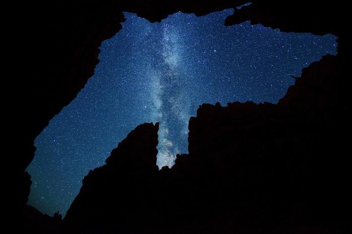 Как фотографировать ночное небо - полезные советы и примеры 8 (700x466, 54Kb)