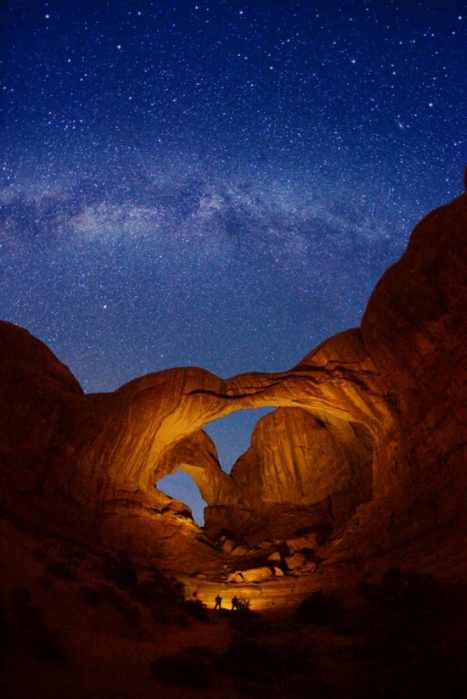 Как фотографировать ночное небо - полезные советы и примеры 14 (467x700, 356Kb)