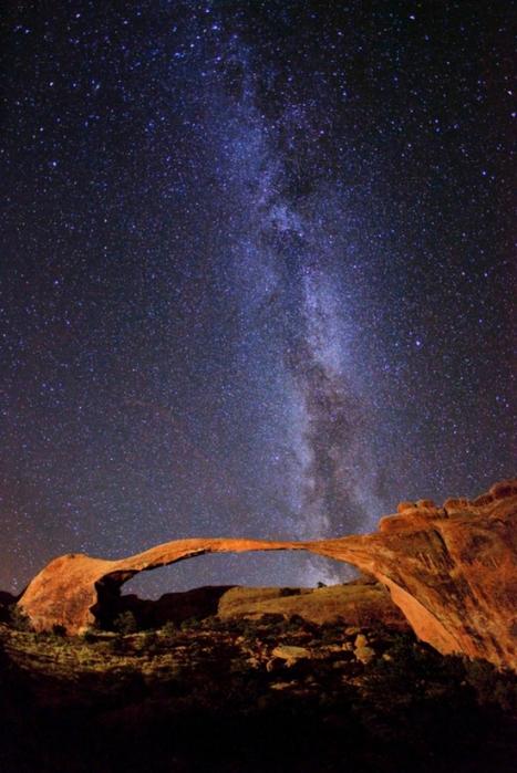 Как фотографировать ночное небо - полезные советы и примеры 17 (467x700, 391Kb)