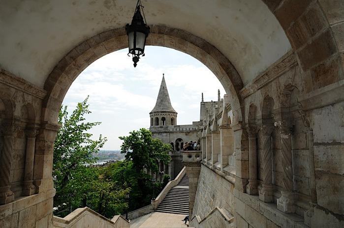 Рыбацкий бастион - Будапешт 10927
