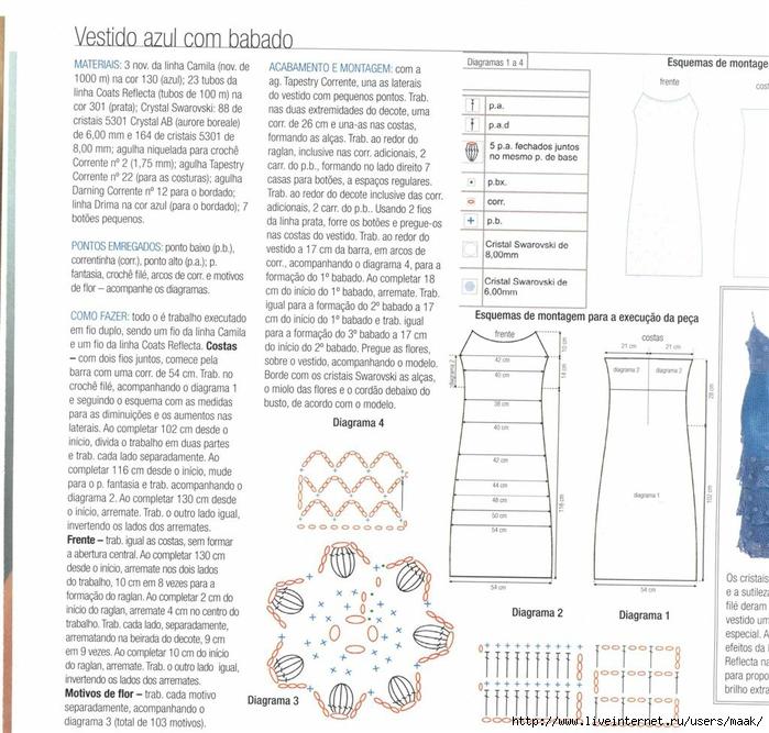 receita-vestidoazulbabado (700x667, 319Kb)