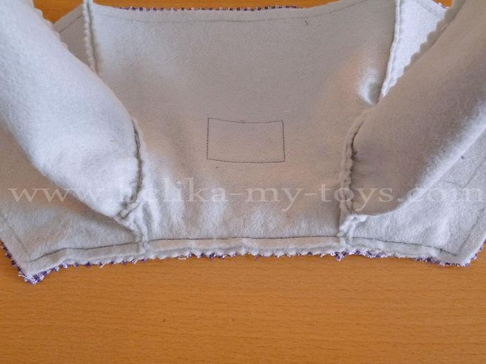 юбки шорты крючок схема