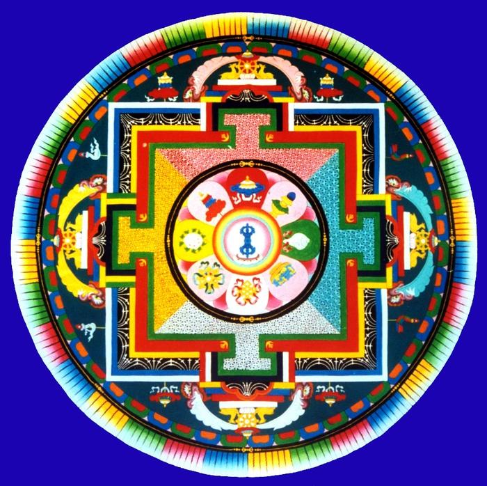 Mandala buddha_aksobhya_mandala (700x698, 398Kb)
