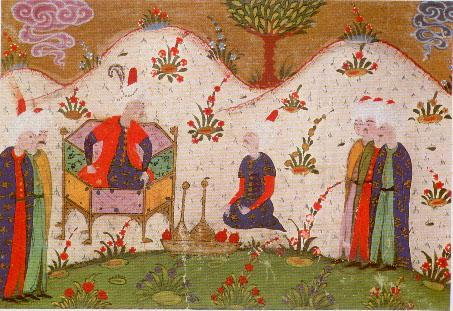 Min - Kaykhusraw enthroned (1535) (453x311, 42Kb)