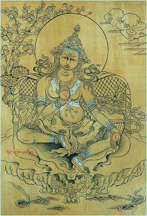 Thangka Garab Dorje (477x700, 172Kb)