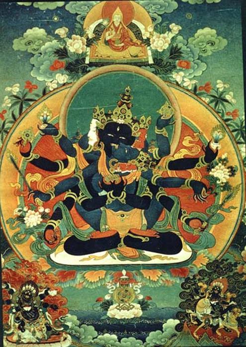 Thangka guhyasamaja (495x700, 332Kb)