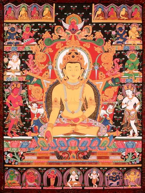 Thangka ratnasambhava (488x650, 114Kb)