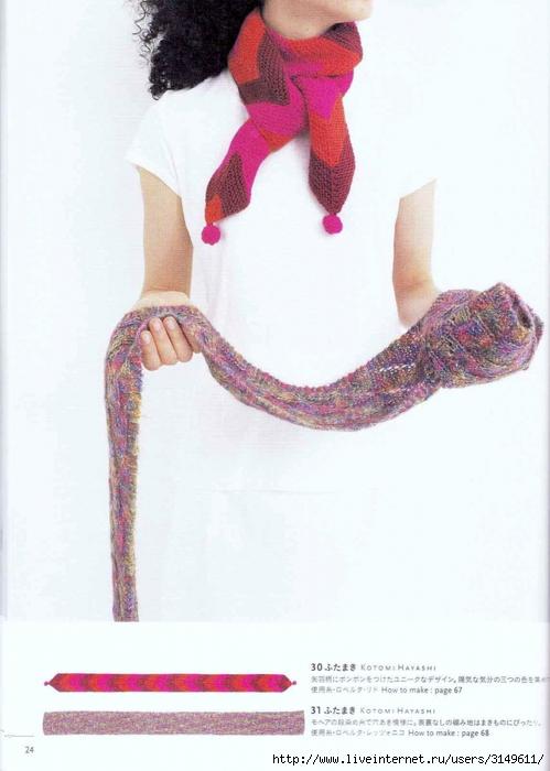 К чему снится если вяжешь шарф