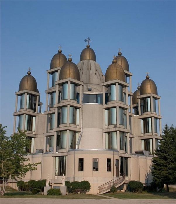 Современная храмовая архитектура 23 (602x700, 359Kb)