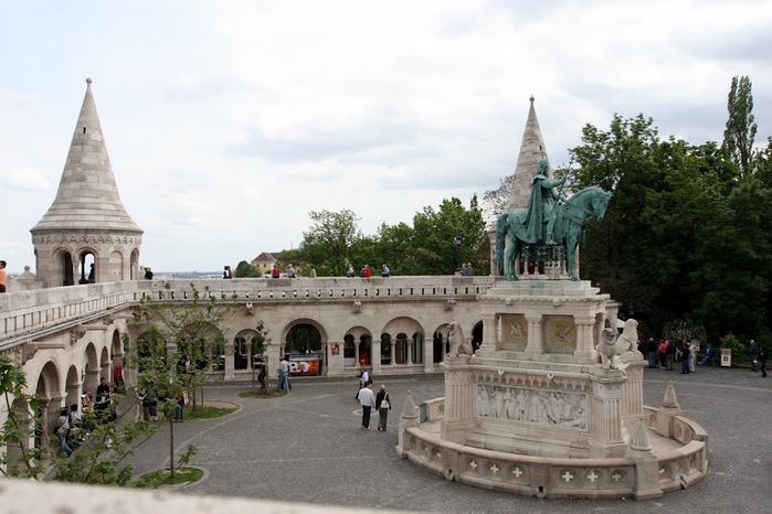 Рыбацкий бастион - Будапешт 44066