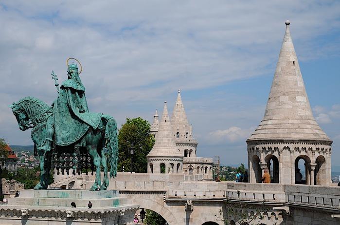 Рыбацкий бастион - Будапешт 13982