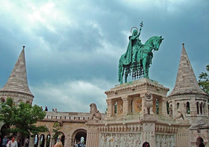 Рыбацкий бастион - Будапешт 26208