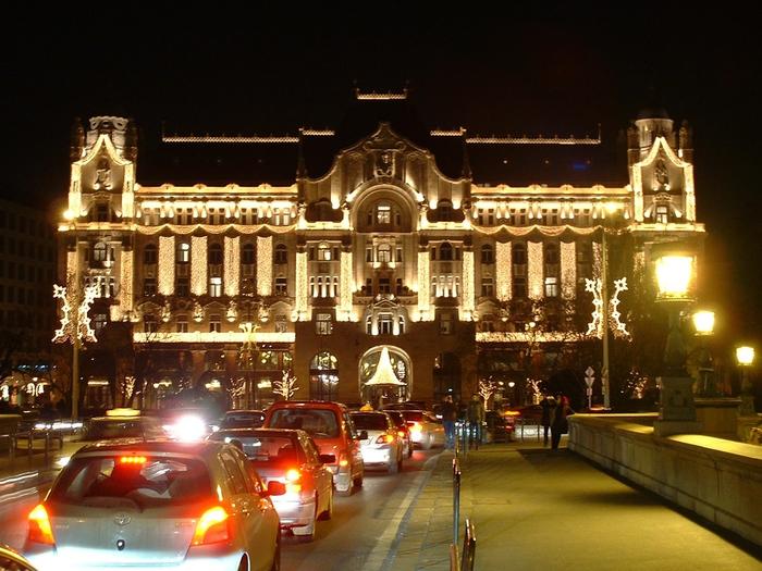 Жемчужинa Дуная - Будапешт часть 5 73253
