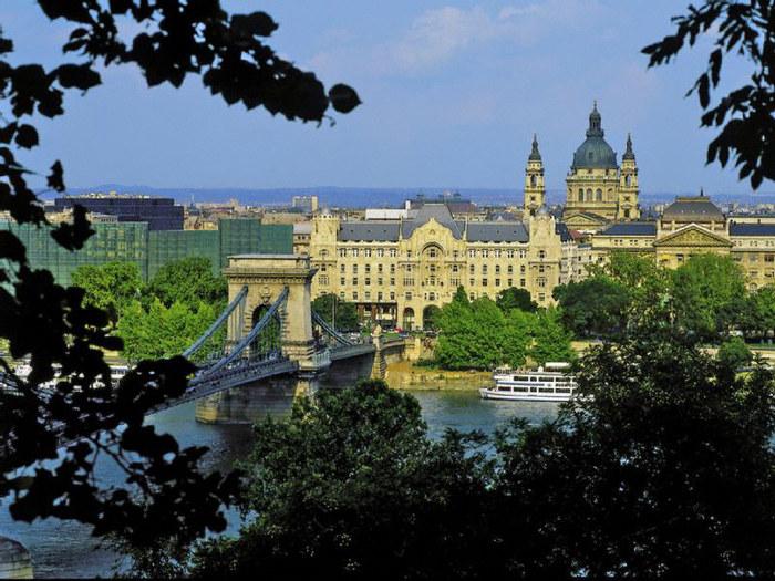 Жемчужинa Дуная - Будапешт часть 5 81571