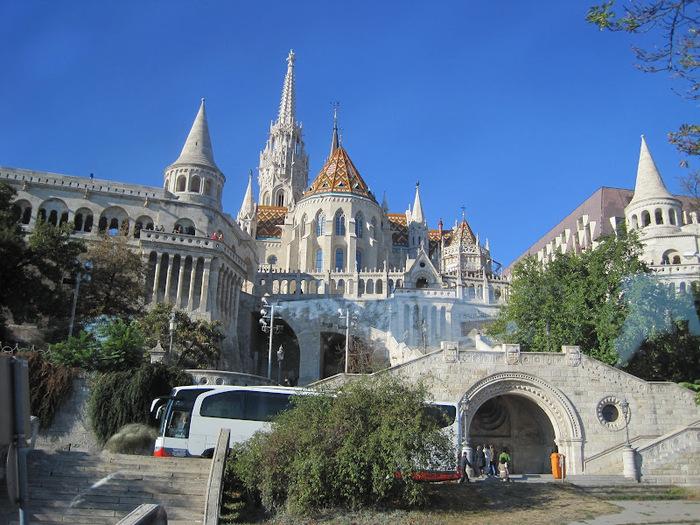 Рыбацкий бастион - Будапешт 20611