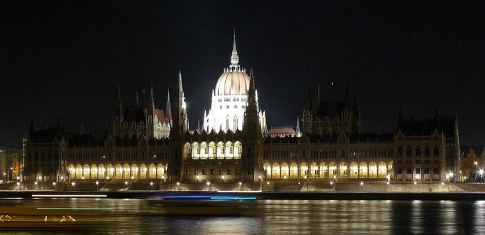 Ночной Будапешт 62652