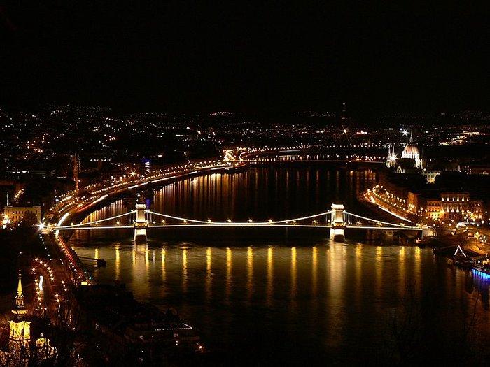 Ночной Будапешт 39668