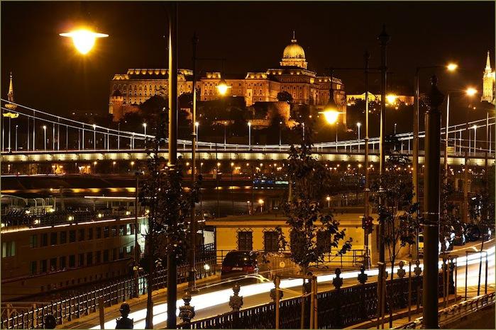 Ночной Будапешт 74228