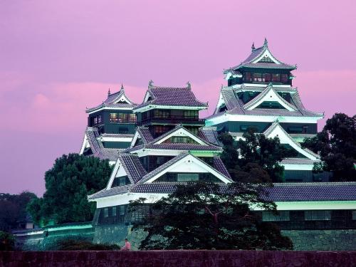 О, Япония! Страна красивых храмов и невероятной природы!