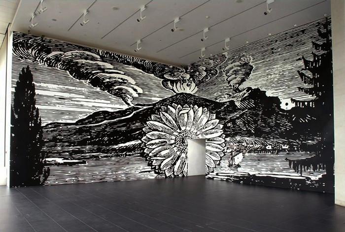 Paul_Morrison_floral_murals_2 (700x472, 126Kb)