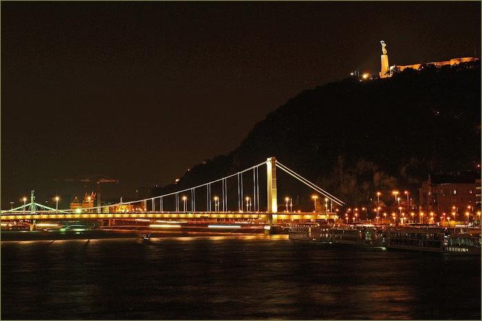 Ночной Будапешт 20347