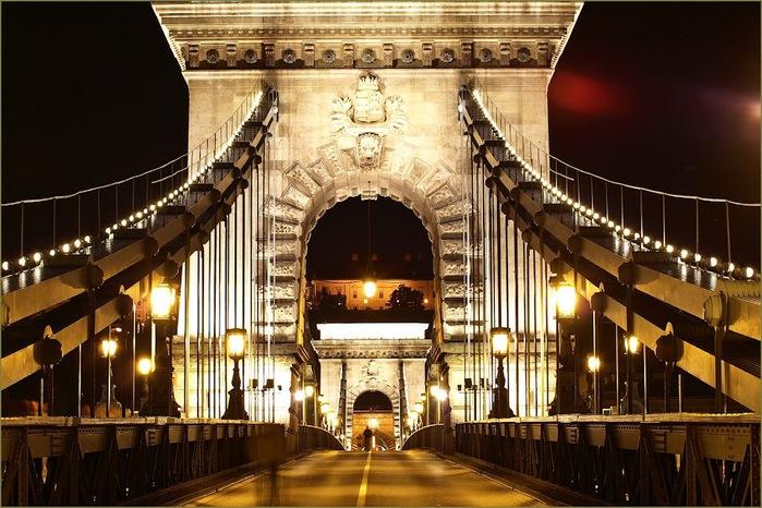 Ночной Будапешт 45757
