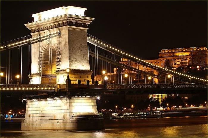 Ночной Будапешт 13928