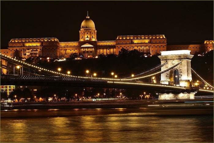 Ночной Будапешт 60610