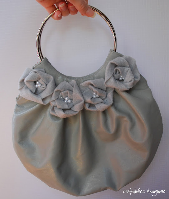 flower handbag craft (542x640, 55Kb)