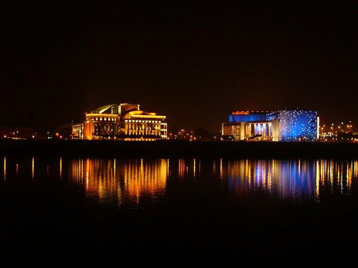 Ночной Будапешт 24536