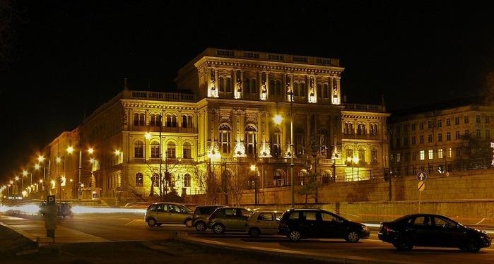 Ночной Будапешт 21290