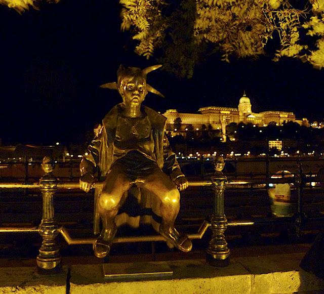 Ночной Будапешт 62384